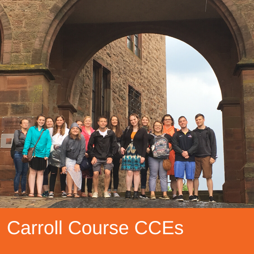 Carroll Course CCEs
