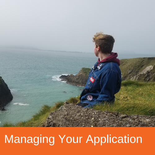 Managing Your Application