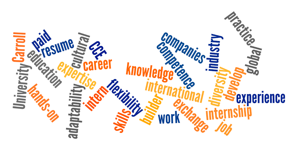 CCE Internship Wordle